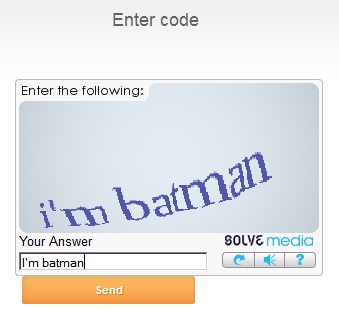 awesome captcha is awesome